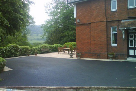 domestic tarmac services